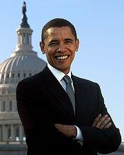 Barack Obama par Kryeon dans AU-DELA DU VOILE... 180px-BarackObamaportrait