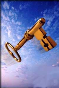 Les clés de la transformation dans CERCLE DE GRACE cle