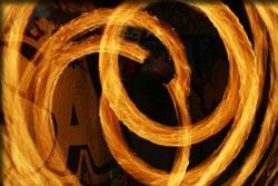 L'être humain et le cercle dans CERCLE DE GRACE feu__8