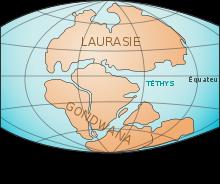 La montée de la Lémurie    dans LEMURIENS de TELOS gondwana