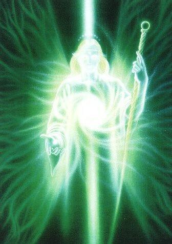 9 Emanation lumière