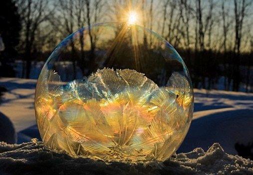 méditaiton bulle de lumière