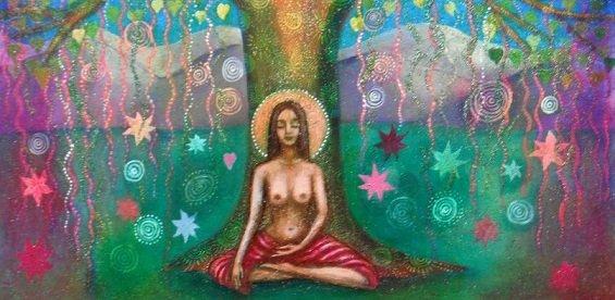 Méditation - arbre