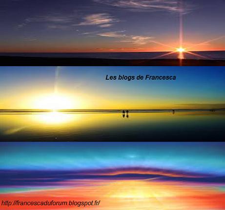 Francesca blogs