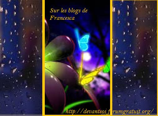 1 blog chez francesca