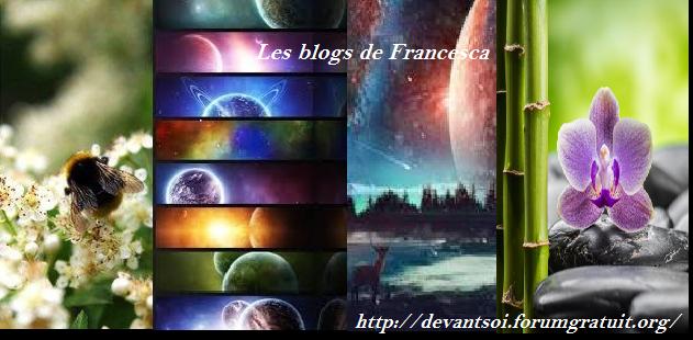 Francesca sur  blog1