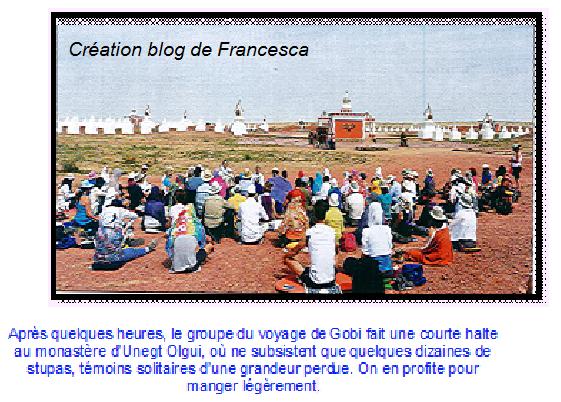 blog francesca